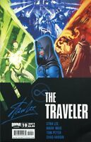 Stan Lee's The Traveler #10 Comic Book - Boom