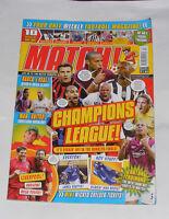 MATCH FOOTBALL MAGAZINE MARCH 28-APRIL 3 SEASON 2005-2006 CHAMPIONS LEAGUE!