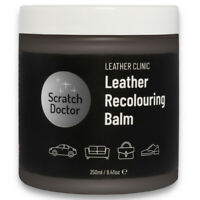 DARK GREY Leather Dye Colour Restorer for VOLVO Leather Car Interiors, etc