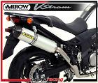 Echappement Complete E9 Arrow 72605AK + 71454MI Suzuki DL 650 V-Strom 2004>2016