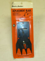NOS! Black & Decker GRASS SHEARS REPLACEMENT BLADE #82-001