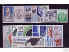 TIMBRES TAAF 1994 ANNEE COMPLETE LUXE SANS CHARNIERE ++