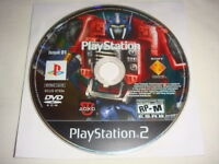 Official U.S. PlayStation Magazine Demo Issue 81 PS2 PS 2 game disc SCUS-97334