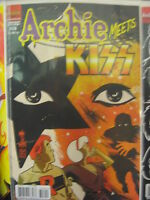 ARCHIE MEETS KISS #628 Variant Cover