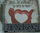 2010 LES ENFOIRES... LA CRISE DE NERFS ! (CD x2 MULTIMEDIA) NEUF SCELLE