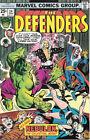 The Defenders Comic Book #34, Marvel Comics 1976 FINE+