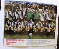 Football League Review 1972-73  Newcastle United