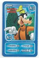 MORRISONS CARD - MAGICAL MOMENTS - DISNEYLAND PARIS - (A3) GOOFY