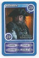 MORRISONS CARD - MAGICAL MOMENTS - DISNEYLAND PARIS - (J9) BLACKBEARD