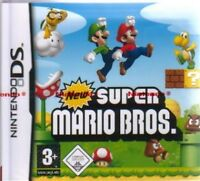 NINTENDO DS 3DS SUPER MARIO BROTHERS New Deutsch BRANDNEU