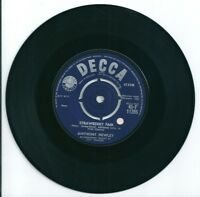 "ANTHONY NEWLEY - STRAWBERRY FAIR - 7"" VINYL 1960 DECCA"