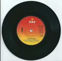 "SUNNY - DOCTOR'S ORDERS - 7"" VINYL 1974 CBS RARE"
