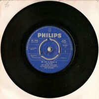 "THE WALKER BROTHERS - MY SHIP IS COMING IN - 1965  7"" VINYL PHILIPS"