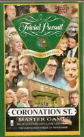 TRIVIAL PURSUIT - THE CORONATION ST GAME - VHS VIDEO