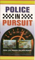 POLICE IN PURSUIT - VHS VIDEO