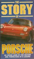 THE STORY OF PORSCHE - VHS VIDEO