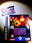 MEDAL OF HONOR UNDERGROUND NUOVO NEW NINTENDO GAMEBOY RARE NDS GBASP COLLEZIONE