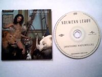 "NOLWENN LEROY - CD SINGLE PROMO ""HISTOIRE NATURELLE"" - LABEL BLANC"