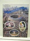 1982 Baseball National League Championship Series Program Book- Atlanta (L8433)