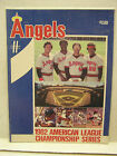 1982 Baseball American League Championship Series Program Book (L8435)