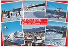CAVALESE - TRENTO - PISTE DEL CERMIS - VEDUTINE - VIAGG. -45364-