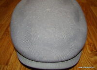 Mens  Kangol  Classic  Bamboo  Clery  Mau  Hybrid  Cap  Color  Light Grey