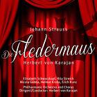 CD Die Fledermaus von Johann Strauss mit Herbert von Karajan 2CDs