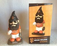 "Brian Wilson GNOME 2012 San Francisco Giants SGA ""Every Gnome Needs a Home!"""