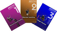DVD COMBO - MASTER PPG 1, 2 & 3: Powered Paragliding, Paramotor PPG DVDs