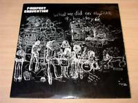 Fairport Convention/What We Did On Our Holidays/1968 Pink Island LP/UK 1st