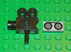LEGO - Minifig, Utensil Camera Movie Style w/ Tape - Black