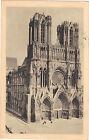 51 - cpa - REIMS - La cathédrale