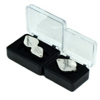 Two jeweler Loupes 10x-20x Triplet-30x21mm Magnifying Glass with storage cases