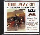 AA.VV - Traditional jazz festival (CD New)