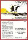 CPM postcard pub Théâtre Alibi MERCEDES Thomas Brasch AVIGNON 84 Vaucluse R