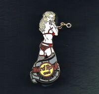 Hard Rock Cafe LAS VEGAS 2008 SEXY FILM GIRL Pin. (P3).