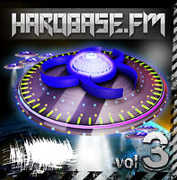 CD HardBase.FM Volume Three von Various Artists 2CDs
