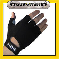 Tour Vitesse Padded Cycling Race Bike Courier Gloves S