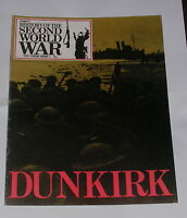 PURNELL'S HISTORY OF THE SECOND WORLD WAR NUMBER 6 DUNKIRK