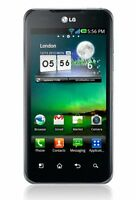 LG-P990 Optimus 2X Andoird Smartphone 8mp Camera B Grade Black Unlocked