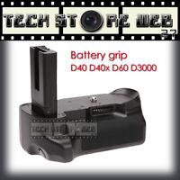 BATTERY PACK IMPUGNATURA VERTICALE MEIKE handgrip per Nikon D3000  vano 2 EN-EL9