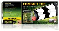 Exo Terra Compact Top Plastic Terrarium Canopy Small PT2226