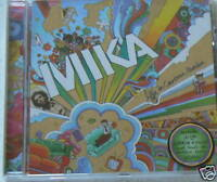 LIFE IN CARTOON MOTION - MIKA (CD)  NEUF SCELLE