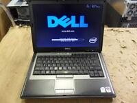 Dell Latitude D630 Core 2 Duo 2GHz 1GB RAM 120GB SSD Drive DVD Laptop