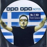 Picture Vinyl Notis Opa Opa  Limited Edition