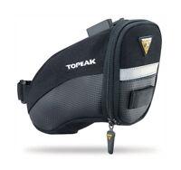 Topeak Aero Wedge Pack Bike Seat Saddle Bag CLIP Small