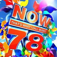 Now That's What I Call Music! 78 CD ALBUM