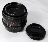 Used JC Penny PK 28mm f2.8 Lens (SN 8023750) Pentax manual focus