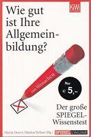 Martin Doerry, Markus Verbeet / Wie gut ist Ihre Allgemeinbildung?