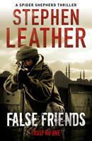 False Friends (The 9th Spider Shepherd Thriller),VERYGOOD Book